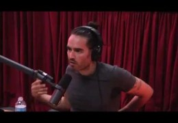 Russel Brand on Having Dinner With Tom Cruise