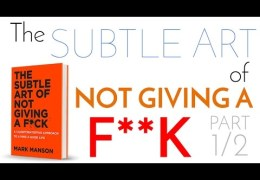 The Anti-Self Help Book of the Decade