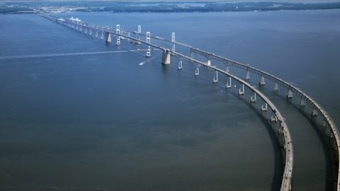 The Scariest Bridge In America?