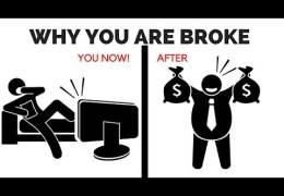 Why You're Still Broke
