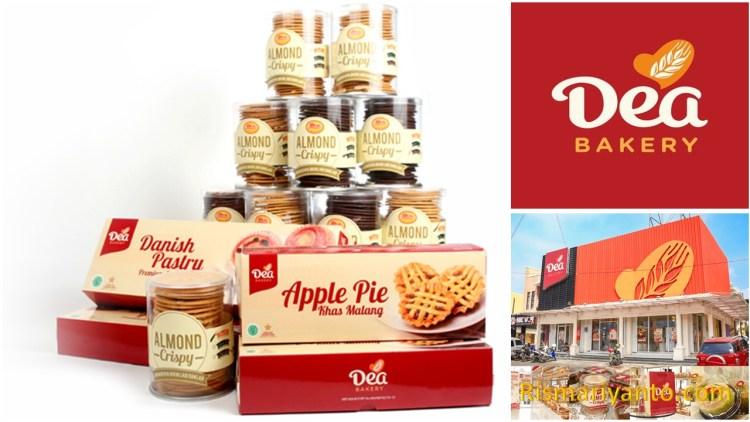 snack box malang murah dea bakery