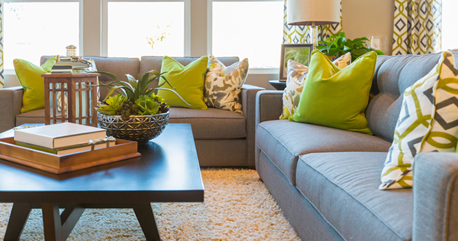 staging a living room comfortable chairs the most important rooms in your listing