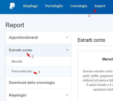 guida per Verificare il Conto Paypal