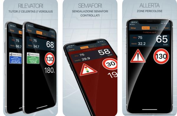 App Per Autovelox con autovelox