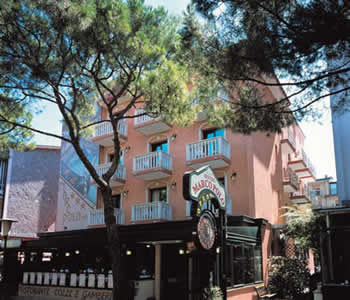 alberghi Jesolo Piazza Brescia Piazza Manzoni hotel