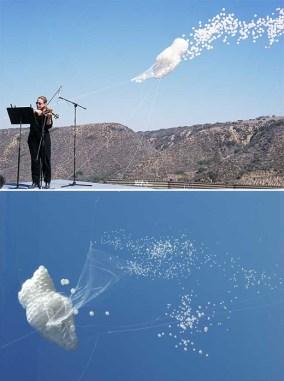 Alfredo Jaar «The Cloud» 2000.
