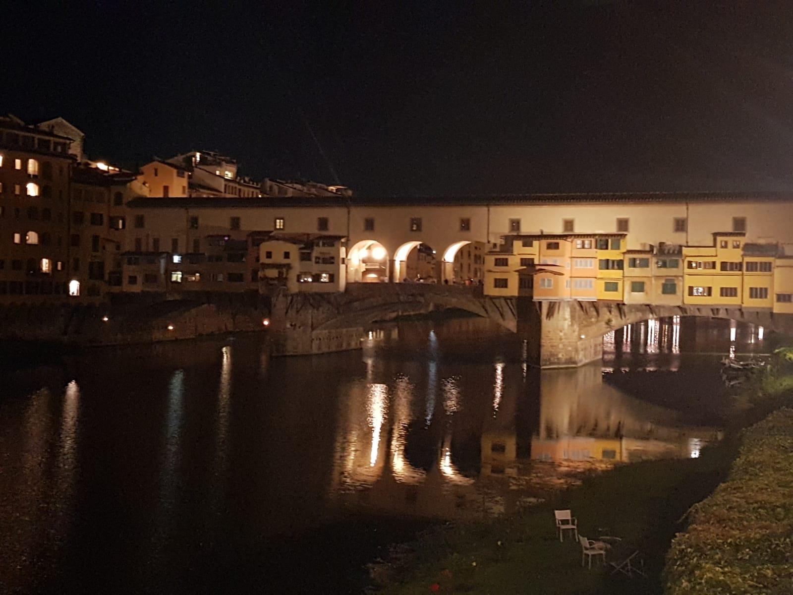 Firenze una meravigliosa esperienza di due giorni, Ponte Vecchio