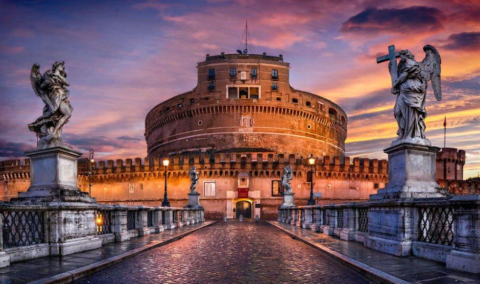 Roma tra esoterismo e fantasmi