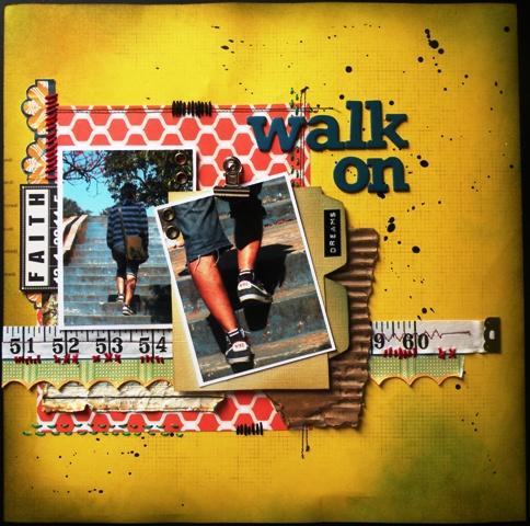Walk on1