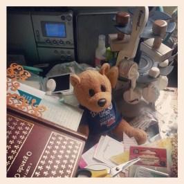 Alguém socorro o meu amigo urso!