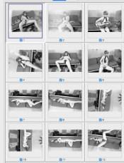 50_s_Yng_Model-Contact_Sheet 1