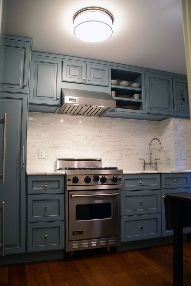 kitchen handles and mixer trinity- completed: modern colonial