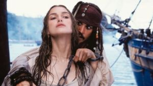 pirates of the caribbean, curse of the black pearl