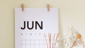 month in review: june 2020