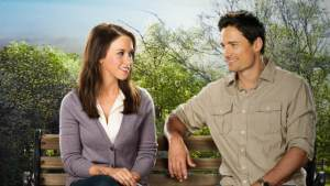 The Color of Rain (2014): An Emotional Drama Inspired by True Events. Lacey Chabert stars in this Hallmark film. Text © Rissi JC