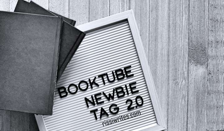 Booktube Newbie Tag
