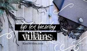 Top Ten Tuesday October 23
