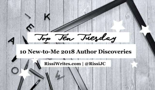 Top Ten Tuesday January 15