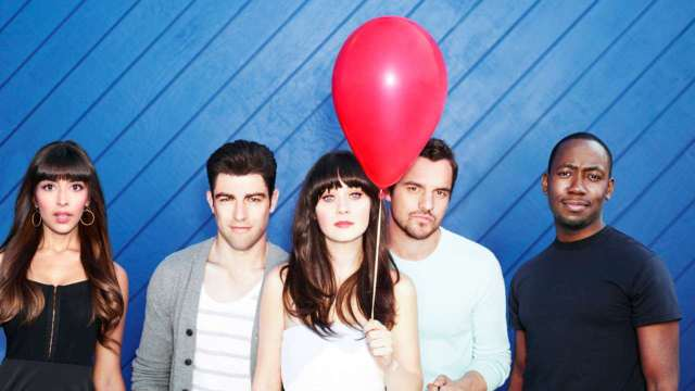 New Girl, Season One and Two