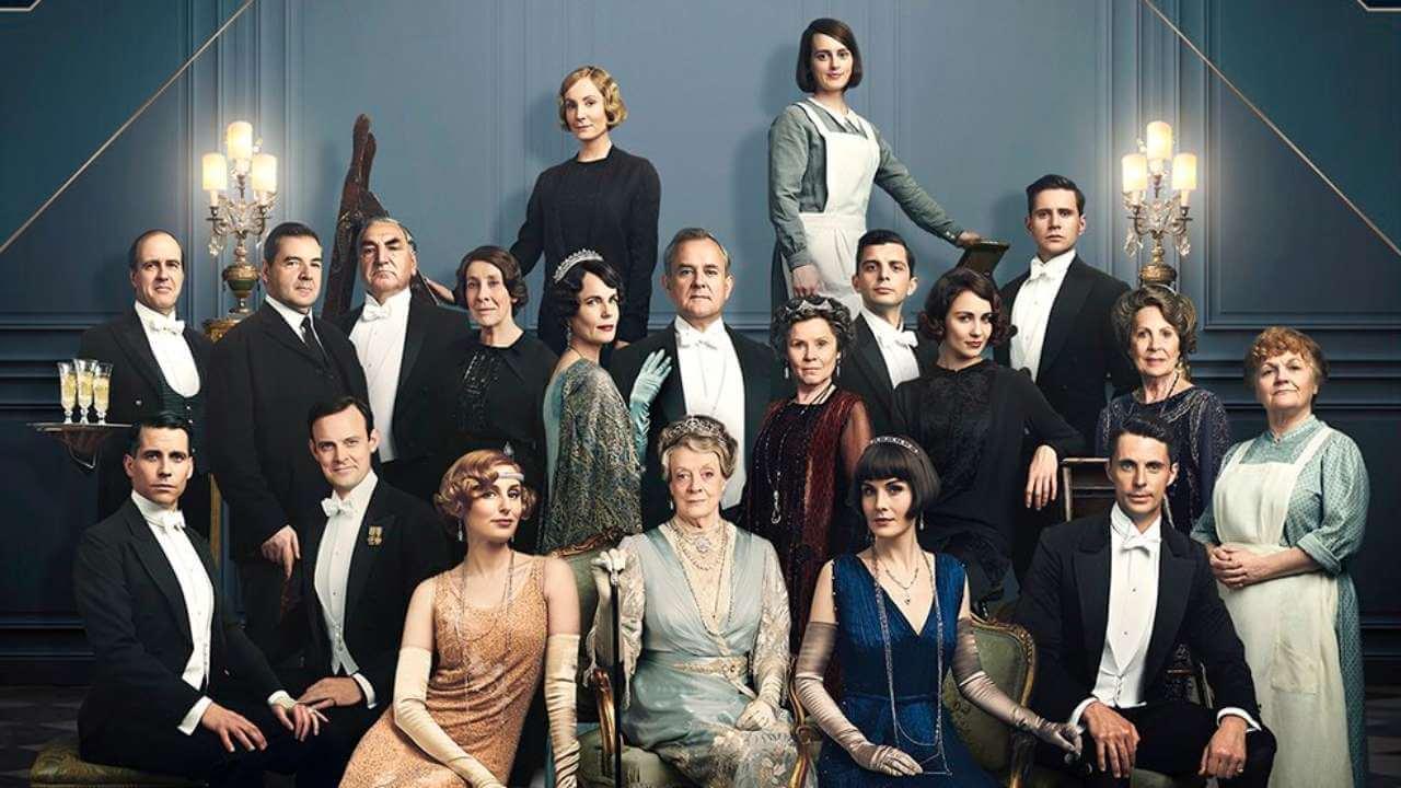 Downton Abbey Trailer