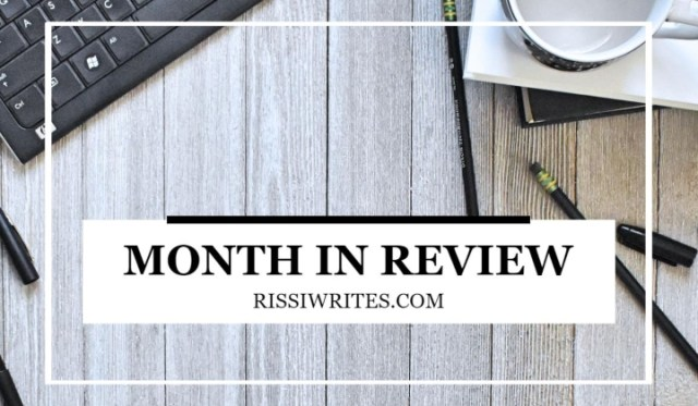 Month in Review: July 2019