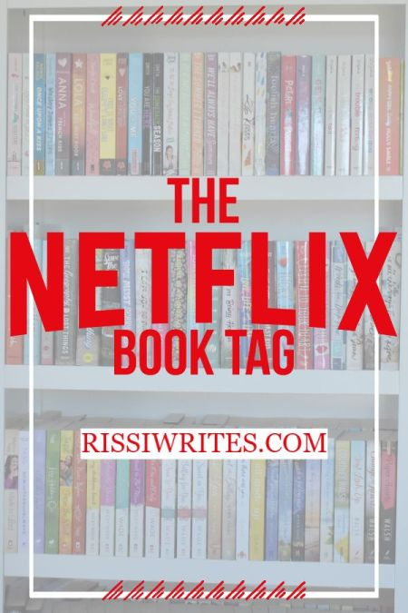 The Netflix Book Tag: Join in the Fun! New on Booktube. Joining in with the Netflix + Books tag because it's FUN!! Find out what read I'm anticipating.