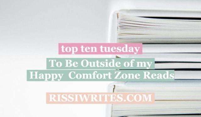 comfort zone reads