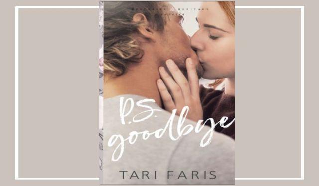 p.s. goodbye novella