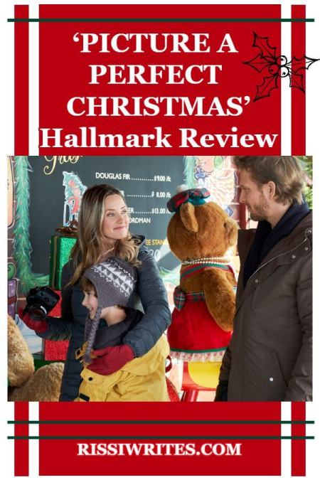 'Picture a Perfect Christmas': An Unexpected New Family. A review of the 2019 Countdown to Christmas adaptation with Merritt Patterson. Text © Rissi JC
