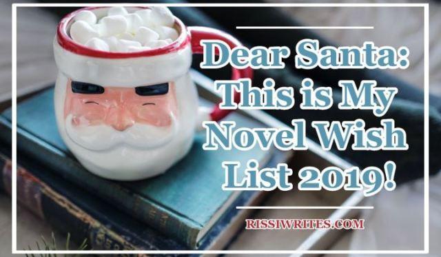 novel christmas wish list