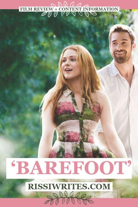 'Barefoot' – A Really Charming and Swoony Romance. A review of the 2014 romance with Evan Rachel Wood. All review text © Rissi JC