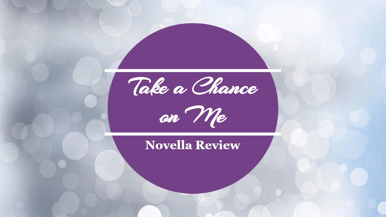 take a chance on me book