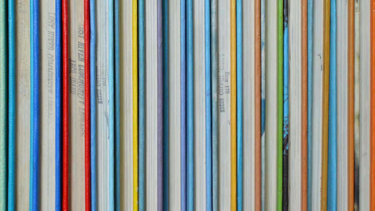 """Color Me Happy! Novels with Colorful Titles. Talking about books with """"color"""" in their titles. What are some of YOUR favorites? Text © Rissi JC"""
