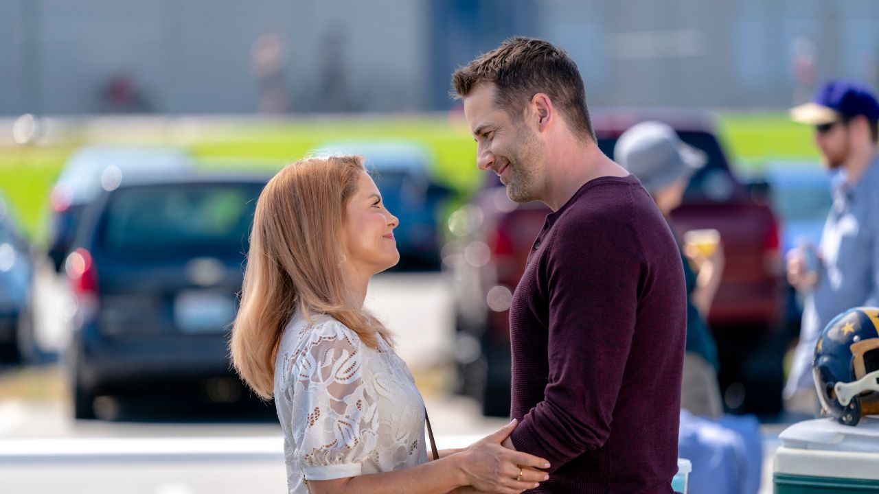 Hallmark October 2020: New Fall and Christmas Romance. Sharing the October 2020 Hallmark schedule - including Christmas debuts! © Rissi JC