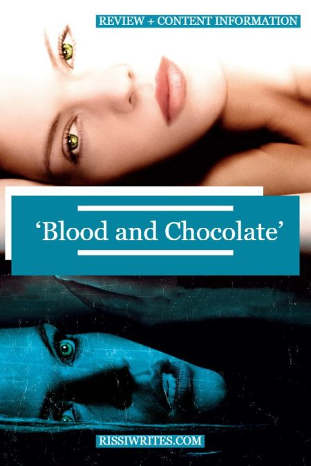 'Blood and Chocolate': A Supernatural Romeo & Juliet Romance. A review of the 2007 Hugh Dancy film. All review text © Rissi JC