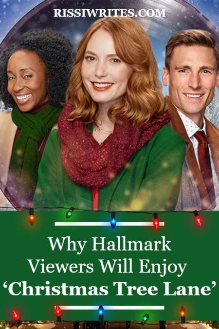 Why Hallmark Viewers Will Enjoy 'Christmas Tree Lane.' Listing some details on Alicia Witt's 2020 Hallmark original! Text © Rissi JC