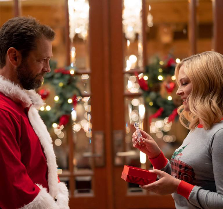 The Festive New 2020 Lifetime Christmas Movie Schedule. A preview of what's to come to Lifetime this Christmas 2020. Text © Rissi JC