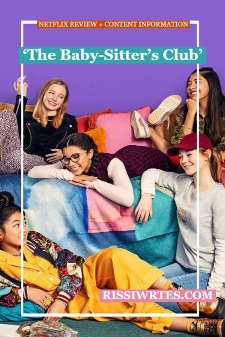 'The Baby-Sitter's Club': This is the New Netflix Adventure! A review of the 2020 first season Netflix show. All review text is © Rissi JC