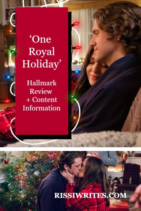 'One Royal Holiday': A Happy Delay Starts a New Romance. A review of the Laura Osnes Hallmark 2020 original. All text © Rissi JC