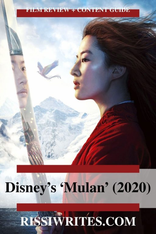 Disney's 'Mulan' Misses a Really Unique and Nostalgic Opportunity. A review of the 2020 live-action Disney film. All text © Rissi JC