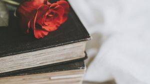 Bookish Romance is in the Air: 10 Favorite Book Couples! Who would make your favorites list? All text © Rissi JC