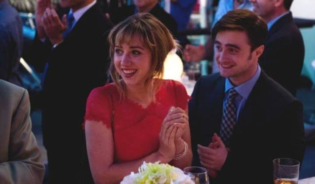 'What If' Questions if True Love Can Exist between Best Friends. A review of the 2014 romance drama with Daniel Radcliffe. Text © Rissi JC