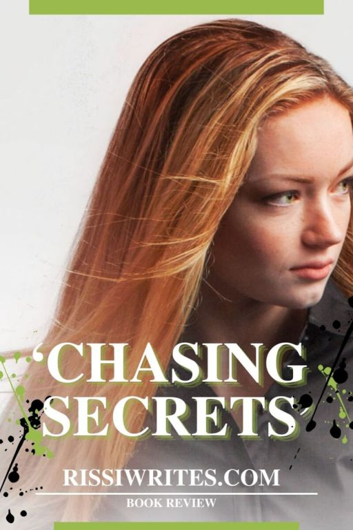 'CHASING SECRETS':  BOOK FOUR IN THE LYNETTE EASON SUSPENSE SERIES. Review of the final Elite Guardians novel. All text © Rissi JC