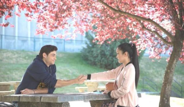 EIGHT OF THE BEST LARA JEAN & PETER 'TO ALL THE BOYS' MOMENTS (OTP FAVORITE!). Chatting up an OTP Favorite: Lara Jean and Peter. Text © Rissi JC