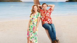 'YOU HAD ME AT ALOHA': JUST ONE FUN SUMMER ROMANCE. Chatting about the Pascale Hutton rom-com from the Summer Nights lineup. All text © Rissi JC Photo: Hallmark / Crown Media Press