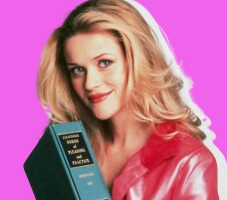 20 YEARS LATER: ON THIS DAY CELEBRATE 'LEGALLY BLONDE' + A QUIZ! Celebrating the film we all know and love on its anniversary week. All text is © Rissi JC Photo: MGM
