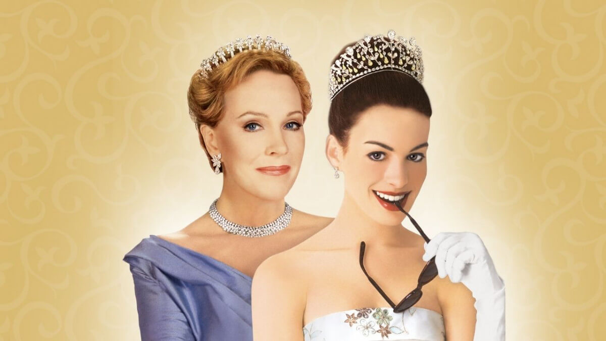 SHUT UP! 20 YEARS LATER: CELEBRATE 'THE PRINCESS DIARIES.' Ready to celebrate The Princess Diaries 20 years later! Share your memories. Text © Rissi JC