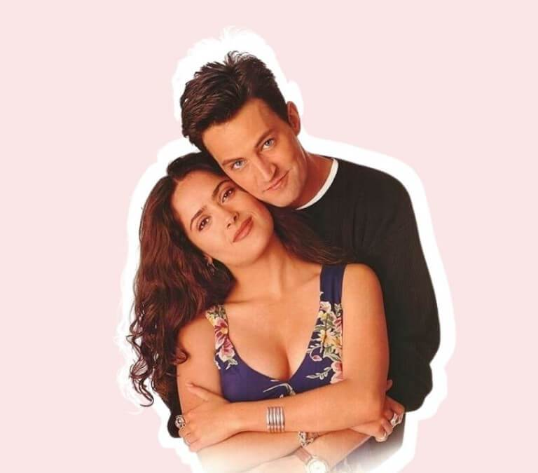 'FOOLS RUSH IN': A FUN PIECE OF 90s MOVIE NOSTALGIA. Review of the 1997 comedy with Matthew Perry and Salma Hayek. All text is © Rissi JC