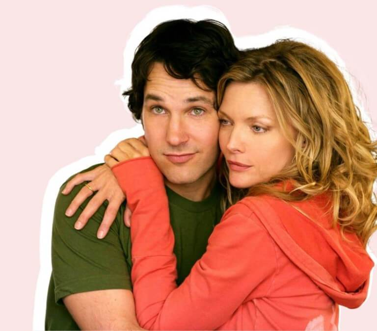 'I COULD NEVER BE YOUR WOMAN': A QUIRKY AND UNUSUAL COMEDY. Michelle Pfeiffer and Paul Rudd star in this 2007 comedy! All text is © Rissi JC