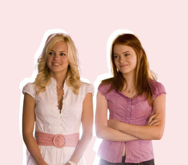 'THE HOUSE BUNNY': A COMEDY WITH A (MOSTLY) GOOD HEART OF GOLD. Anna Faris stars in this 2008 comedy from the 'Legally Blonde' screenwriters. Text © Rissi JC
